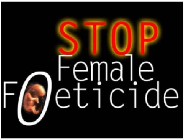female foeticide slogans The court pronounced that pre natal sex determination would be as good as female foeticide sexual violence and abuse against women and female.