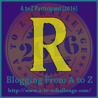 Really Educated? #AtoZChallenge